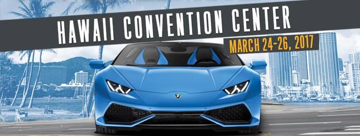 First Hawaiian International Auto Show Hawaii Activities Attractions - Car show hawaii